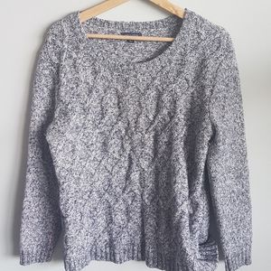 Tommy Hilfiger Cable Knit Sweater Size L